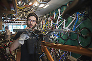 Parkside Bikes, photographed Thursday, June 20, 2013 in Louisville, Ky. (Photo by Brian Bohannon)