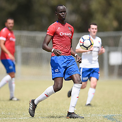 BRISBANE, AUSTRALIA - SEPTEMBER 29:  during the Karadjordjev Kup match between Westgate and Fitzroy on September 29, 2018 in Brisbane, Australia. (Photo by Patrick Kearney)