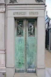 Tomb Of Affranchino Vivanco,  La Recoleta Cemetery