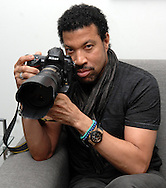 Lionel Richie  at the Lowry Hotel .Pix Dave Nelson