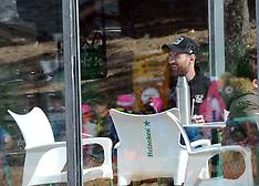 Lionel Messi seen at La Molina ski resort - 6 Mar 2019