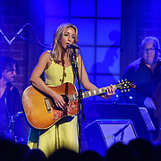ALEXANDRIA, VA - April 13th, 2014 - Ashley Monroe performs at the Birchmere Music Hall in Alexandria, VA. Monroe, who is a member of the group Pistol Annies, released her second solo album last year. (Photo by Kyle Gustafson / For The Washington Post)