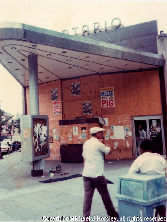 1700 Columbia Road, Washington DC, 1988