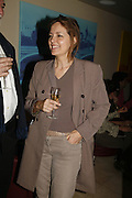 Greta Scacchi, The 25th hour post party at the Plaza on the River, 18 Albert Embankment. Culmination of the 24 Hour Plays Celebrity Gala at the Old Vic.London. 8 October 2006.  -DO NOT ARCHIVE-© Copyright Photograph by Dafydd Jones 66 Stockwell Park Rd. London SW9 0DA Tel 020 7733 0108 www.dafjones.com
