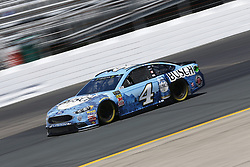 July 20, 2018 - Loudon, New Hampshire, United States of America - Kevin Harvick (4) takes to the track to practice for the Foxwoods Resort Casino 301 at New Hampshire Motor Speedway in Loudon, New Hampshire. (Credit Image: © Justin R. Noe Asp Inc/ASP via ZUMA Wire)