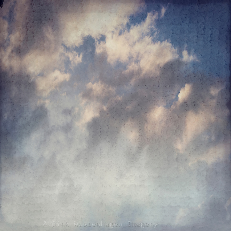 Skies and clouds textured Textured sky to use as overlay or background