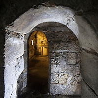 The Saxon Crypt at Hexham Abbey