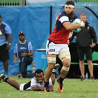 2016.08.10 Men's Rugby 7s Olympics USA vs. Fiji