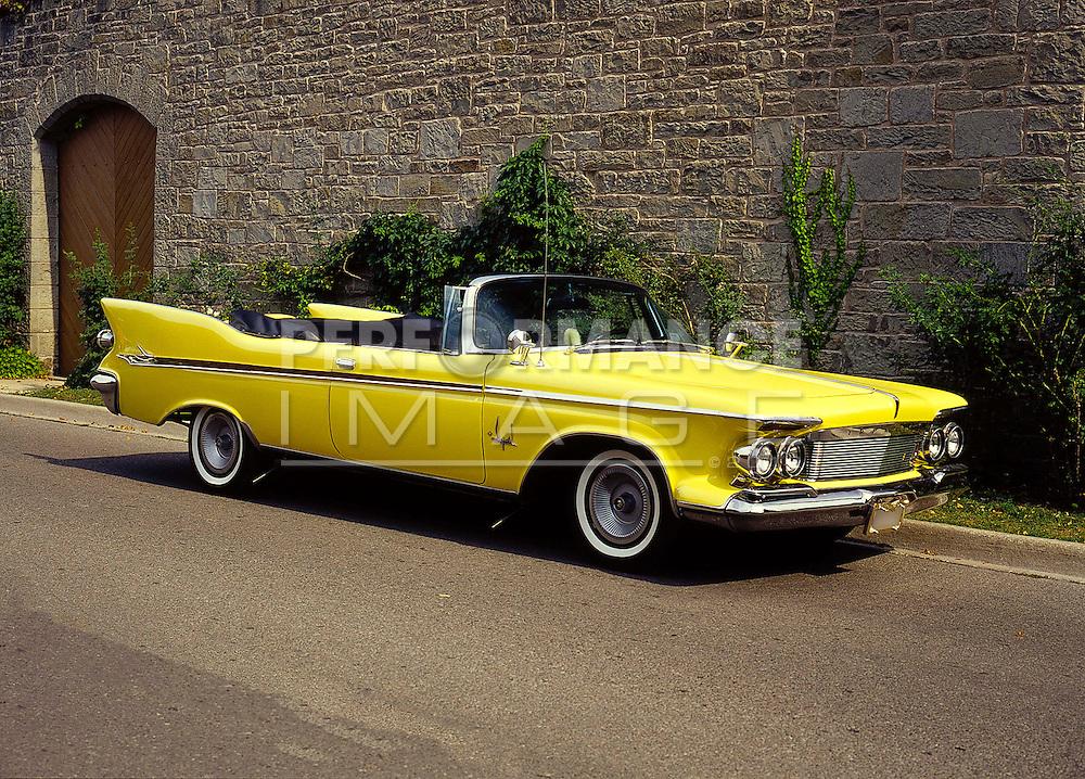 1961 Chrysler Imperial Crown