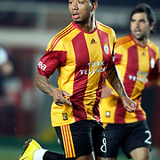Galatasaray's Colin Kazim RICHARDS during their Turkey Cup Group A matchday 3 soccer match Galatasaray between Beypazari Sekersporat the AliSamiYen stadium in Istanbul Turkey on Tuesday 11 January 2011. Sports fans, knee collapsed and the world of European giants 'hell' as a name from the Ali Sami Yen stadium to play matches with Turkey Sekerspor Beypazari Cup farewell. Sports, 47-year sanctuary 'goodbye,' he says. Photo by TURKPIX
