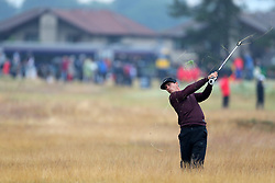 Denmark's Thorbjorn Olesen on the 12th during day two of The Open Championship 2018 at Carnoustie Golf Links, Angus.