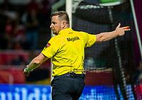 ANTWERP - BELFIUS EUROHOCKEY Championship  . Belgium v Spain (men) (5-0). umpire Jakub Mejzlik (CZE) WSP/ KOEN SUYK