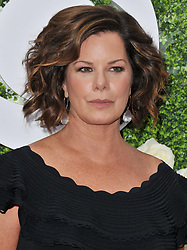 Marcia Gay Harden arrives at the 2017 CBS Television Studios Summer Soiree TCA Party held at the CBS Studio Center – New York Street in Studio City, CA on Tuesday, August 1, 2017. (Photo By Sthanlee B. Mirador) *** Please Use Credit from Credit Field ***