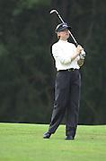 2001 Weetabix Women's British Open, Sunningdale Golf Course, Berks, Great Britain<br />  <br /> [Mandatory Credit Peter Spurrier/Intersport Images]<br /> <br /> Friday 3rd August 2001<br /> <br /> Annika Sorenstam, approaching the 11th green.