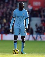 Yaya Toure of Manchester City<br /> - Barclays Premier League - Southampton vs Manchester City - St Mary's Stadium - Southampton - England - 30th November 2014 - Pic Robin Parker/Sportimage