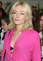 Lady Clara Paget, London Fashion Week SS17 - Topshop, Old Spitalfields Market, London UK, 18 September 2016, Photo by Brett D. Cove