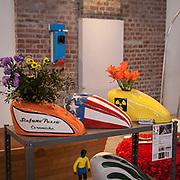 Gli Eventi del FuoriSalone 2012 alla Fabbrica del Vapore: Stefano Puzzo ceramiche<br /> <br /> The events of FuoriSalone 2012 at the Fabbrica del Vapore (The Steam Factory): Stefano Puzzo ceramics