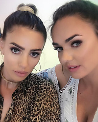 """Tamara Ecclestone releases a photo on Instagram with the following caption: """"When your best friend is your sister \u2764\ufe0f"""". Photo Credit: Instagram *** No USA Distribution *** For Editorial Use Only *** Not to be Published in Books or Photo Books ***  Please note: Fees charged by the agency are for the agency's services only, and do not, nor are they intended to, convey to the user any ownership of Copyright or License in the material. The agency does not claim any ownership including but not limited to Copyright or License in the attached material. By publishing this material you expressly agree to indemnify and to hold the agency and its directors, shareholders and employees harmless from any loss, claims, damages, demands, expenses (including legal fees), or any causes of action or allegation against the agency arising out of or connected in any way with publication of the material."""