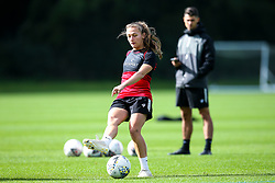Charlie Wellings of Bristol City Women during training at Failand - Mandatory by-line: Robbie Stephenson/JMP - 26/09/2019 - FOOTBALL - Failand Training Ground - Bristol, England - Bristol City Women Training