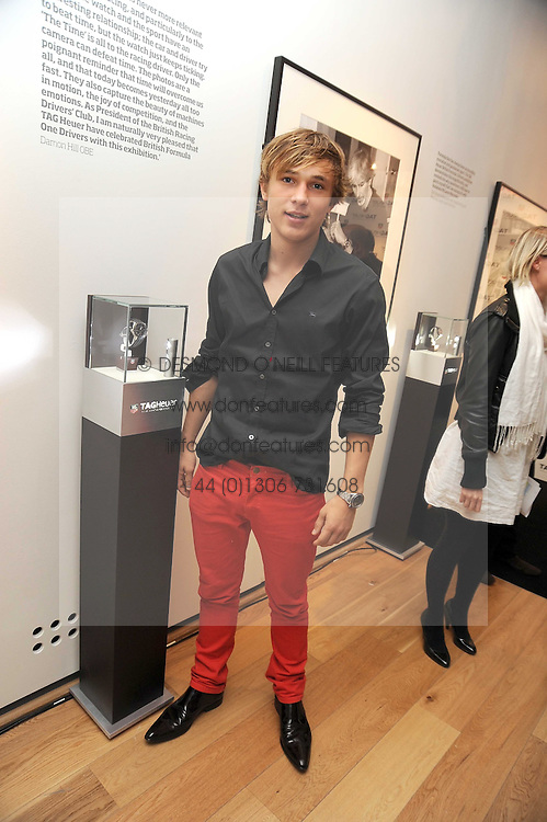 Actor WILLIAM MOSELEY at the TAG Heuer British Formula 1 Party at the Mall Galleries, London on 15th September 2008.