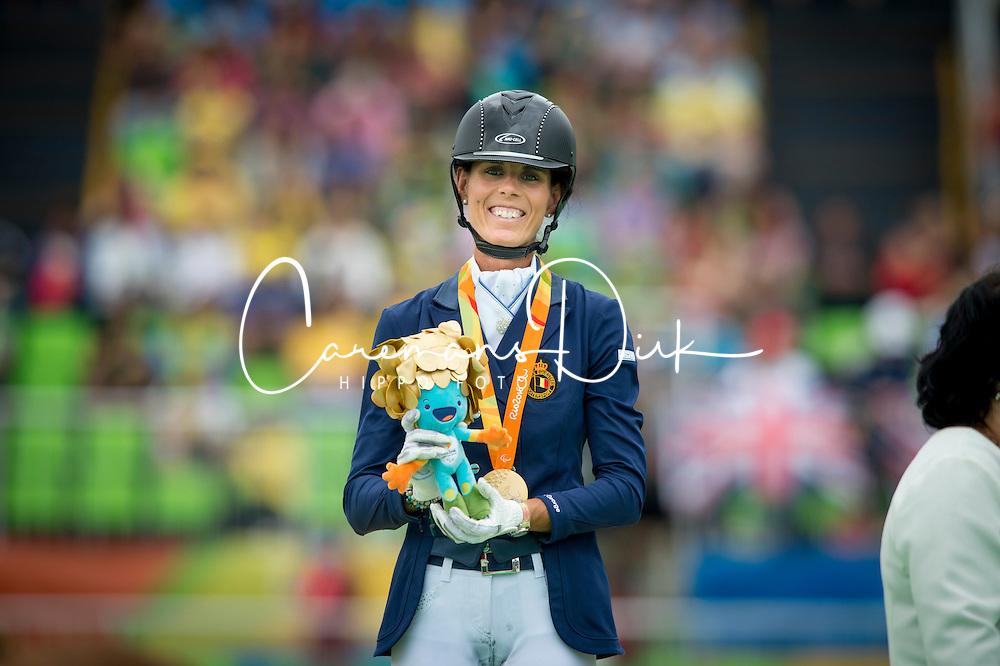 George Michele, BEL, FBW Rainman<br /> Paralympic Rio 2016<br /> © Hippo Foto - Jon Stroud<br /> 16/09/16