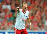 Fotball<br /> Tyskland<br /> Foto: Witters/Digitalsport<br /> NORWAY ONLY<br /> <br /> 09.08.2009<br /> <br /> David Rozehnal<br /> Bundesliga Hamburger SV