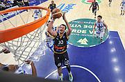 DESCRIZIONE : Campionato 2014/15 Serie A Beko Dinamo Banco di Sardegna Sassari - Upea Capo D'Orlando<br /> GIOCATORE : Sandro Nicevic<br /> CATEGORIA : Tiro Penetrazione Special<br /> SQUADRA : Upea Capo D'Orlando<br /> EVENTO : LegaBasket Serie A Beko 2014/2015<br /> GARA : Dinamo Banco di Sardegna Sassari - Upea Capo D'Orlando<br /> DATA : 22/03/2015<br /> SPORT : Pallacanestro <br /> AUTORE : Agenzia Ciamillo-Castoria/L.Canu<br /> Galleria : LegaBasket Serie A Beko 2014/2015