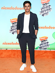 LOS ANGELES, CA, USA - MARCH 23: Nickelodeon's 2019 Kids' Choice Awards held at the USC Galen Center on March 23, 2019 in Los Angeles, California, United States. 23 Mar 2019 Pictured: Karan Brar. Photo credit: Xavier Collin/Image Press Agency / MEGA TheMegaAgency.com +1 888 505 6342