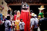 La Fiesta de Maize, San Miguel de Allende, Mexico