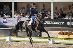 Minderhoud Hans Peter, NED, Glock's Dream Boy N.O.P.<br /> Nederlands Kampioenschap dressuur<br /> Ermelo 2020<br /> © Hippo Foto - Sharon Vandeput<br /> 20/09/2020