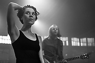 German indie band Hope at Haldern Pop Festival