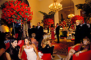 Sergio Cabral Jr., the current governor of the state of Rio de Janeiro – is held at the world famous Copacabana Palace Hotel. 1000 guests take part in a lavish full scale sit down dinner with a Jazz band, Choir, pianist, DJ/ discoteque.