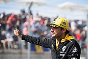 October 18-21, 2018: United States Grand Prix. Carlos Sainz Jr. (SPA) Renault Sport Formula One Team, R.S. 18