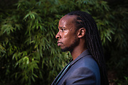 "WASHINGTON,DC - August 22, 2017: Ibram Kendi is the new founding director of The Anti-Racist and Policy Center at American University. He is a leading thinker on race and his 2016 book, ""tamped from the Beginning: The Definitive History of Racist Ideas in America"" won the National Book Award. (André Chung for The Undefeated)"