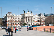 Ministerio de Agricultura (Ministry of Agriculture) building, Madrid, Spain