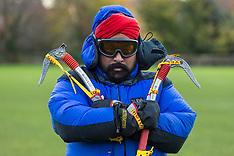 Tony Singh Arctic Trek | Edinburgh | 14 November 2017