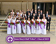 Saint Mary's Hall 2019 Commencement