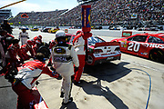 May 6, 2013 - NASCAR Sprint Cup Series, STP Gas Booster 500. Kevin Harvick, Chevrolet