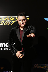 HOLLYWOOD, CA - NOVEMBER 09: Kevin Ortiz attends the 18th edition of 'Los Premios de la Radio' held at the Dolby Theater on November 09, 2017 in Los Angeles, California. Byline, credit, TV usage, web usage or linkback must read SILVEXPHOTO.COM. Failure to byline correctly will incur double the agreed fee. Tel: +1 714 504 6870.