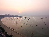 dav Bali Hai Pier Pattaya Thailand