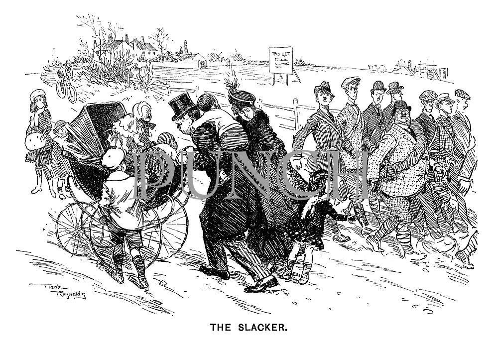 The Slacker.