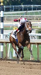 March 30, 2018 - Arcadia, California, USA - Horse Racing -  Santa Anita Race Track, Arcadia, California, USA, March 29, 2018...Credit Image  cr  Scott Mitchell/ZUMA Press (Credit Image: © Scott Mitchell via ZUMA Wire)
