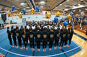 Vermont State Gymnastics Championship 02/20/16