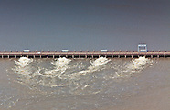 High water in MS River