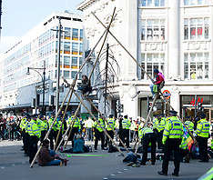 Extinction Rebellion 18th October 2019