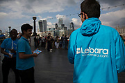 Lebara. Totally Thames takes place over the whole month in September, combining arts, cultural and river events presented by Thames Festival Trust throughout the 42-mile stretch of the River Thames in London, UK.