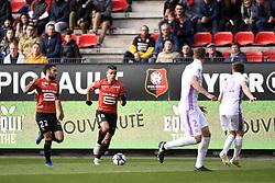 October 28, 2018 - Rennes, France - 18 HATEM BEN ARFA  (Credit Image: © Panoramic via ZUMA Press)