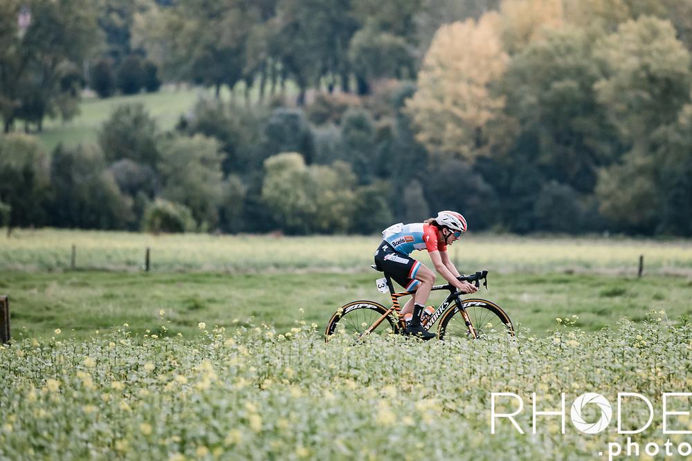 Christine Majerus (LUX/Boels-Dolmans)<br /> <br /> 17th Ronde van Vlaanderen 2020<br /> Elite Womens Race (1.WWT)<br /> <br /> One Day Race from Oudenaarde to Oudenaarde 136km<br /> <br /> ©kramon