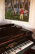 Firefly Jamaica - Noel Coward's Piano