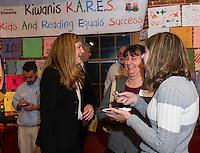 Kiwanis 100th birthday celebration at the Belknap Mill in Laconia Wednesday, January 21, 2015.  Karen Bobotas for the Laconia Daily Sun